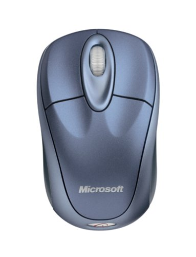 Microsoft Wireless Notebook Optical Mouse 3000 RF Wireless optische schwarz