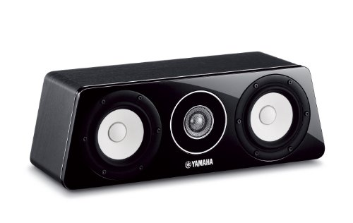 Purchase Yamaha NS-500 series center speaker (one) Black NS-C500 (B)