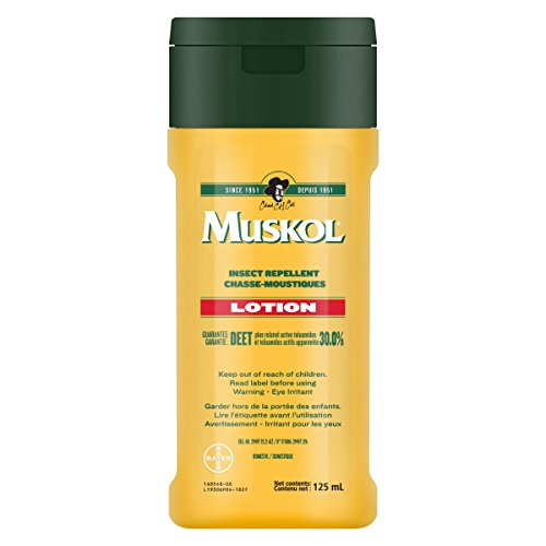 Muskol Lotion insectifuge 125 ml