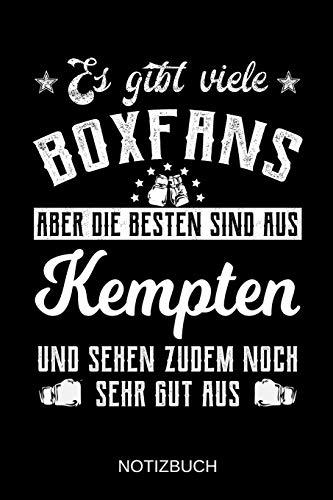 Es gibt viele Boxfans aber die besten sind aus Kempten und sehen zudem noch sehr gut aus: A5 Notizbuch | Liniert 120 Seiten | Geschenk/Geschenkidee ... | Ostern | Vatertag | Muttertag | Namenstag