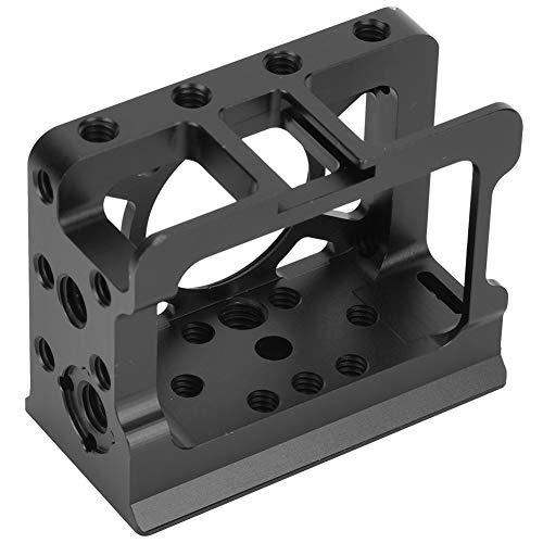 Back Up Kamera Kennzeichen Rahmen Durable Aluminium Legierung Schutz Gehäuse Shell Rahmen Käfig für RX0 Kamera 37Mm Gewinde Loch