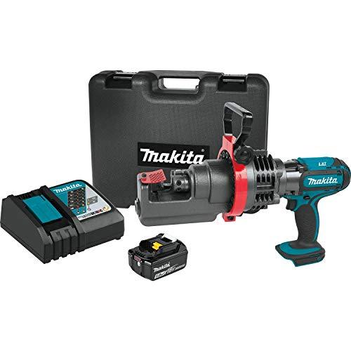 Makita XCS01T1 18V LXT Lithium-Ion Cordless Rebar Cutter Kit