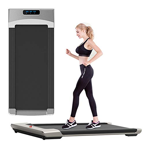 ATGTAOS Elektrisches Desktop Laufband mit Kabelloser Fernbedienung, Faltbarem Laufband, Laufmatte, Intelligenten Jogging Fitnessgeräten, Heim/Büro Laufmaschine