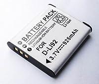 単品』 Pentax ペンタックス D-LI92 互換 バッテリー Optio WG-2 WG-3 GPS WG-10 RZ18 WG-1 X70 I-10 対応