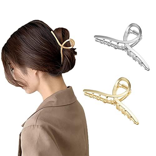 Hair Claw Clips -...