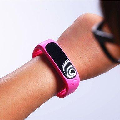 Fenkoo Unisex Sportuhr / Smart Uhr / Armbanduhr digitalFernbedienung / Chronograph / Wasserdicht / Tachometer / Schrittzähler / Fitness Tracker