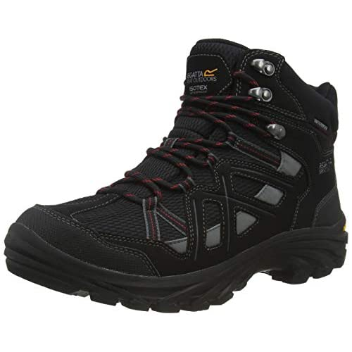 Regatta Men's Burrell Ii High Rise Hiking Boots