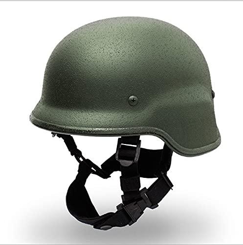 M88 Class II Bulletproof Steel Helmet, Outdoor Protective Helmet, Tactical Helmet Steel Helmet( 0988)