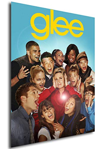 Instabuy Poster - TV Series - Glee - Cast Characters Manifesto...