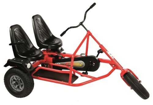 Gokart Dino Cars Trike Seitenwagen ZF
