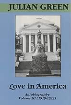 Love in America: Autobiography, Vol. 3 (1919-1922)