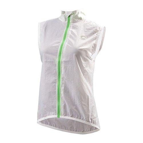 Cannondale Damen Weste Pack Me Vest, Damen, weiß, X-Small