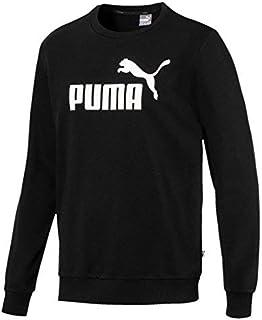 Puma Ess Crew Sweat TR Big Logo Sweater