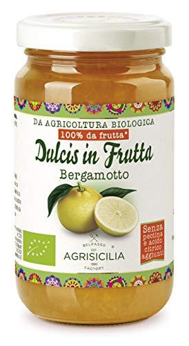 Agrisicilia Dulcis in Frutta Bergamotto Bio - 240g