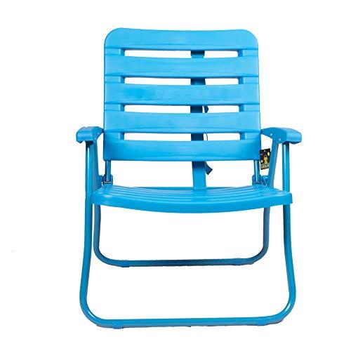 CREVICOSTA QUALITY MARK MARCAS DE CALIDAD Silla 1002 Azul Desmontable. Plástico Reciclado. 70cm.