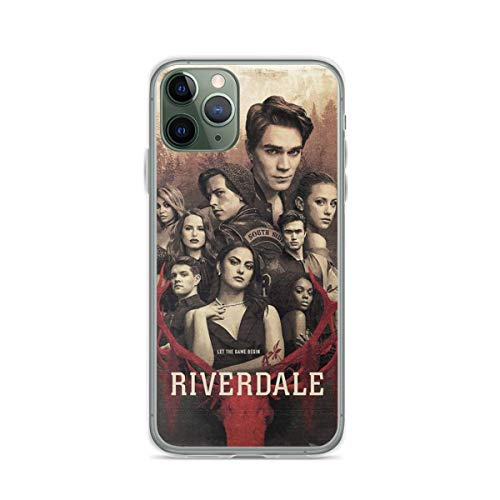 Phone Case Riverdale - Season 3 Compatible with iPhone 6 6s 7 8 X XS XR 11 Pro Max SE 2020 Samsung Galaxy Shockproof Anti Tested