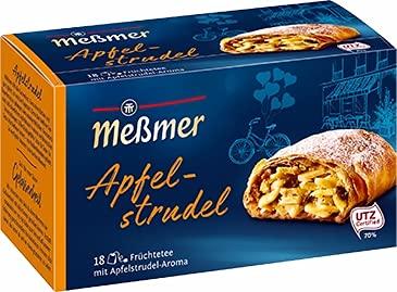 Meßmer Kuchentee: Apfelstrudel 4er