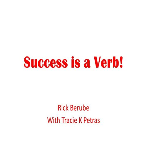 Success Is a Verb! audiobook cover art