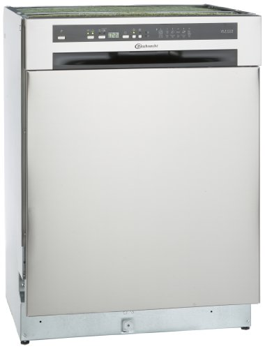 Bauknecht GSUK 61302 Di A++ IN - Lavavajillas (A +, 0.98 kWh, 11 L, 597 mm, 570 mm, 820 mm) Acero inoxidable