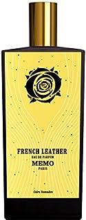 French Leather by Memo Unisex Perfume - Eau de Parfum, 75ml
