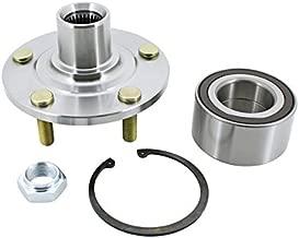 WJB WA930558K Front Wheel Hub Bearing Module Kit, Cross Reference: Timken 510090, SKF BR930558K