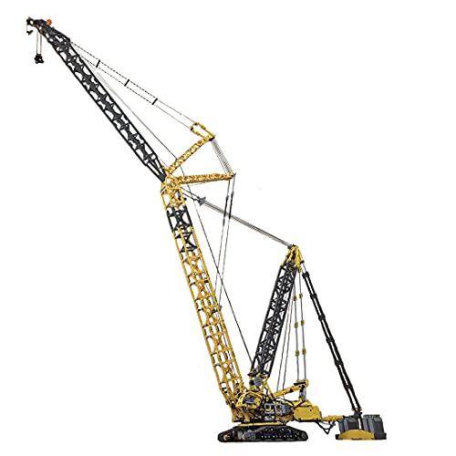 JOYFLY Technik Liebherr Bausteine MOC 39663 Crane 2020 LR 11000 - Juego de construcción de grúa RC con 10 motores - Anillo Crane compatible con Lego Technic - 3846 piezas