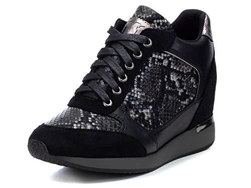 XTI 44759, Zapatillas Mujer, Negro, 41 EU