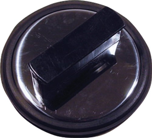 Price comparison product image Waste King 1027 Universal Sink Flange Stopper,  Polished Stainless Steel