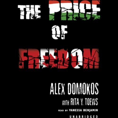 The Price of Freedom audiobook cover art