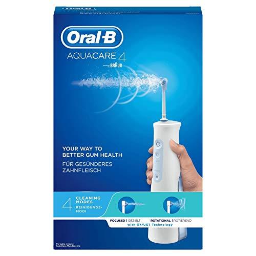 Oral-B Aquacare Idropulsore con Tecnologia Oxyjet