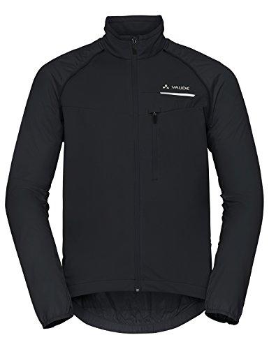VAUDE Herren Jacke Men\'s Windoo Pro ZO Jacket, black, M, 408110105300
