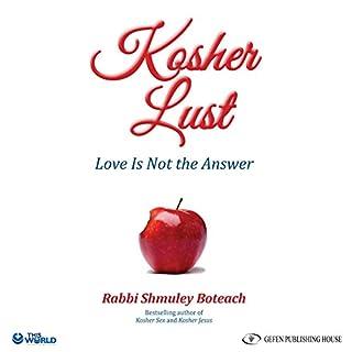 Kosher Lust cover art
