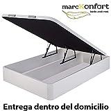 marckonfort Canapé abatible 180X200 de Gran Capacidad con Esquinas Redondeadas...