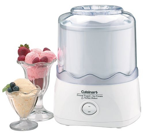 Cuisinart ICE-20 Automatic 1-1/2...