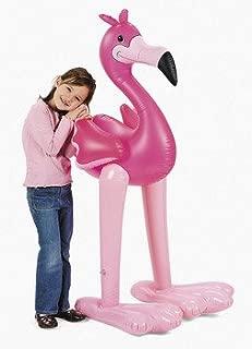 giant blow up flamingo