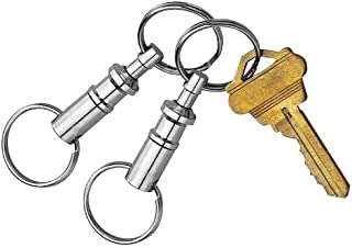 Custom Accessories 44101 Pull-Apart Key Chain, (Pack of 2)