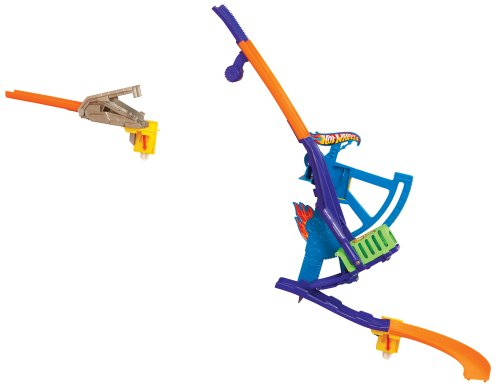 Hot Wheels Wall Tracks - balancier - Piste Murale + Voiture Miniature