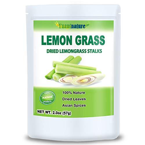 Dried Lemongrass Stalks