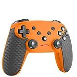 Etpark Switch ワイヤレス コントローラー ニンテンドー スイッチ ゲームパッド ジャイロセンサー/TURBO連射/HD振動/重力感応/キャプチャー機能搭載 無線 Bluetooth接続