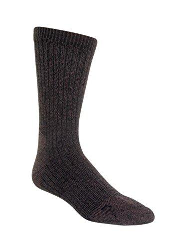 Thibet Wandersocken Hiking Socks, Farben alle:braun, Größe:40-43