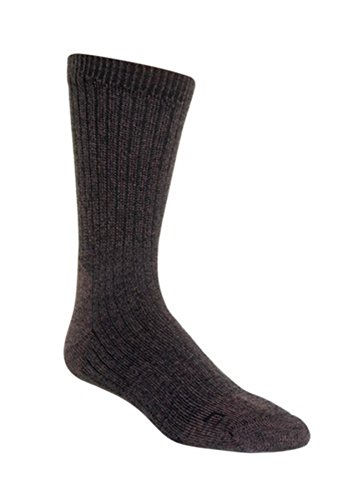 Thibet Wandersocken Hiking Socks, Farben alle:braun, Größe:44-47
