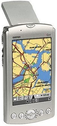Garmin iQue 3600 PDA/GPS Handheld System with Americas Detailed Street Mapping