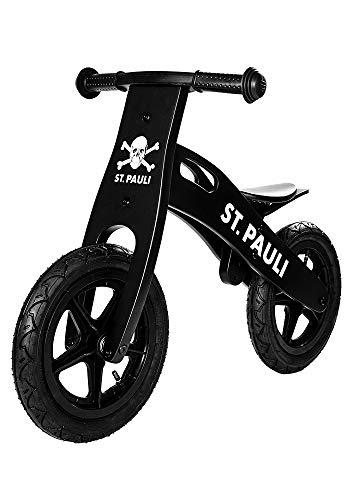 St. Pauli Totenkopf Laufrad Kinder aus Holz