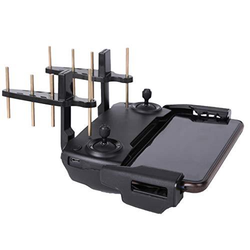 Hensych 2St Yagi Antenne 2,4 GHz Drohne Fernbedienung Signalverstärker Reichweitenverstärker für Mavic Mini / Mavic 2 / Mavic Air / Phantom 4 Pro / Spark / EVO II usw.