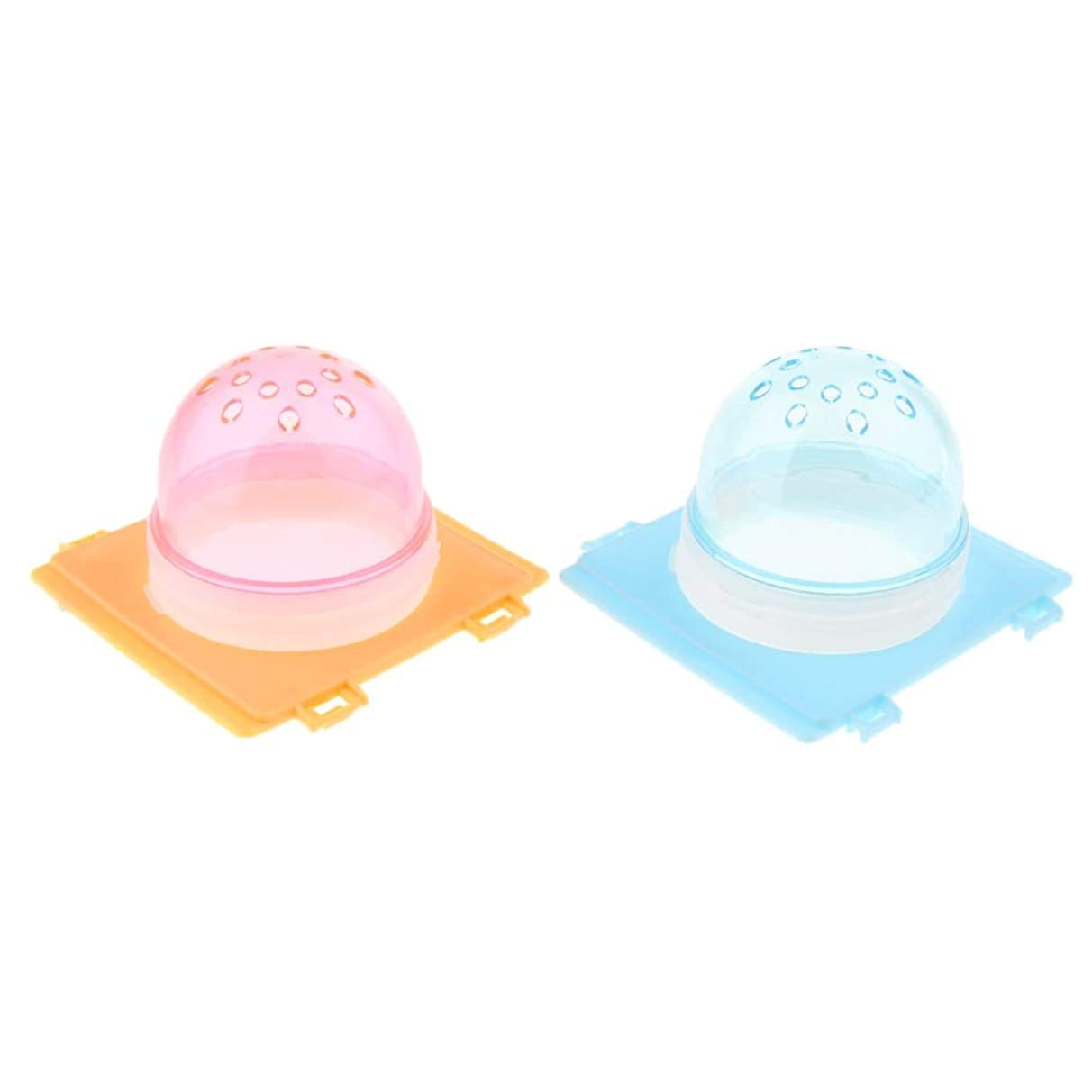 Hamster Pet - 2 Pcs Small Animals Cage Hamster Tunnel Plugs - Cover Carrier Redmi Note House Tunnel Taonmeisu Castle Gift Footbal Xiaomi Case Soccer Cage Guinea Hideout Wooden Tube Bola Ferret