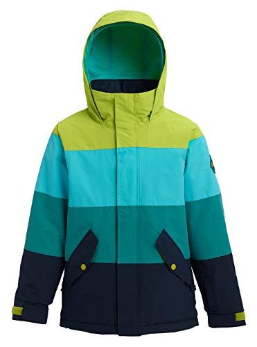 Burton Jungen Symbol Snowboard Jacke, Tender Shoots Multi, L