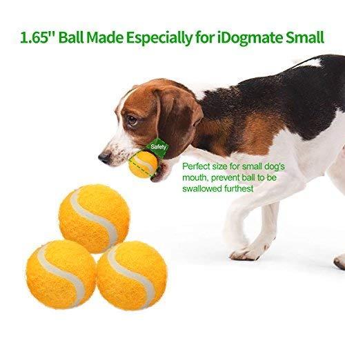 iDogmate - Lanzador automático de bolas para perros pequeños (bolas de 1,75 pulgadas)