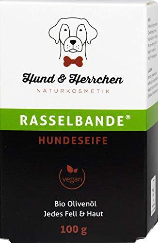 Hund&Herrchen Hundeseife RASSELBANDE