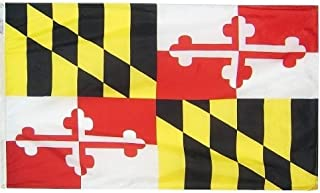 Best maryland flag material Reviews