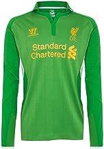 Warrior Liverpool Home Goal Keeper Camiseta 2012–2013